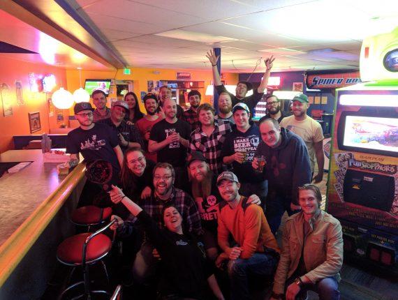 Brew Pub Staff