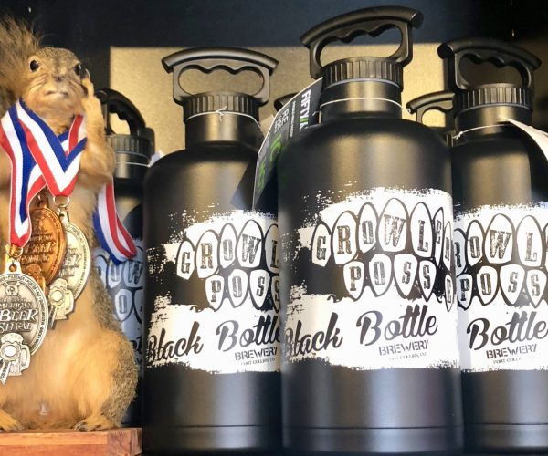 Join The Growler Posse